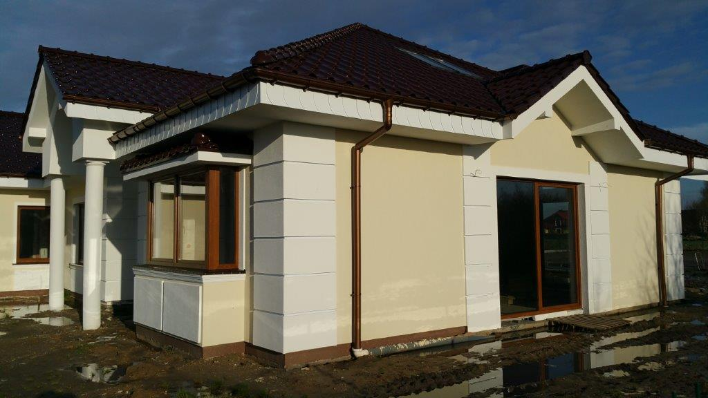 Kompleksowa stolarka do domu - okna, drzwi, brama, rolety