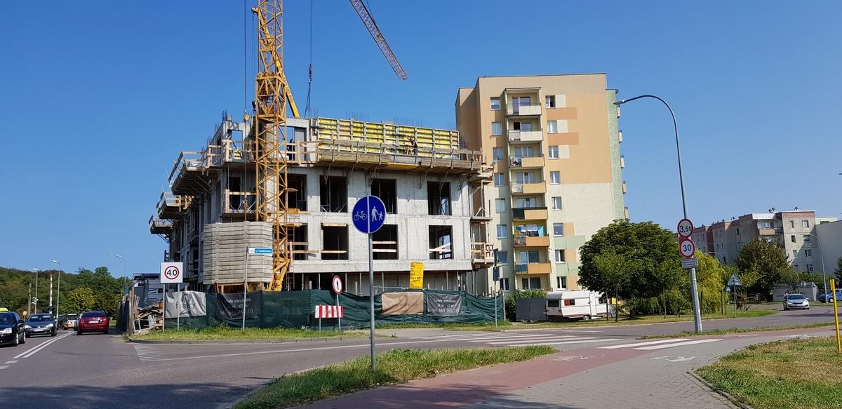Okna Martom w Kołobrzegu