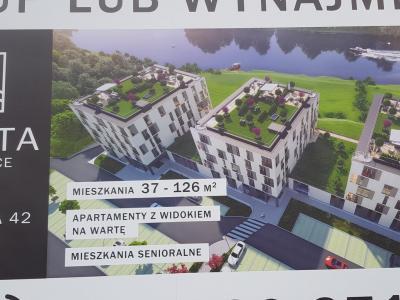 Okna Martom - Warta Residence Poznań